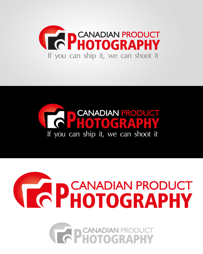 Logo Design by mungom - Entry No. 52 in the Logo Design Contest Artistic Logo Design for Canadian Product Photography.