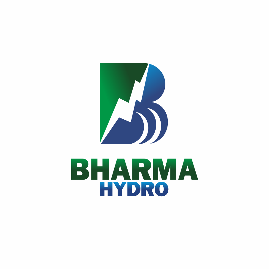 Logo Design by montoshlall - Entry No. 47 in the Logo Design Contest Creative Logo Design for Bharma Hydro.
