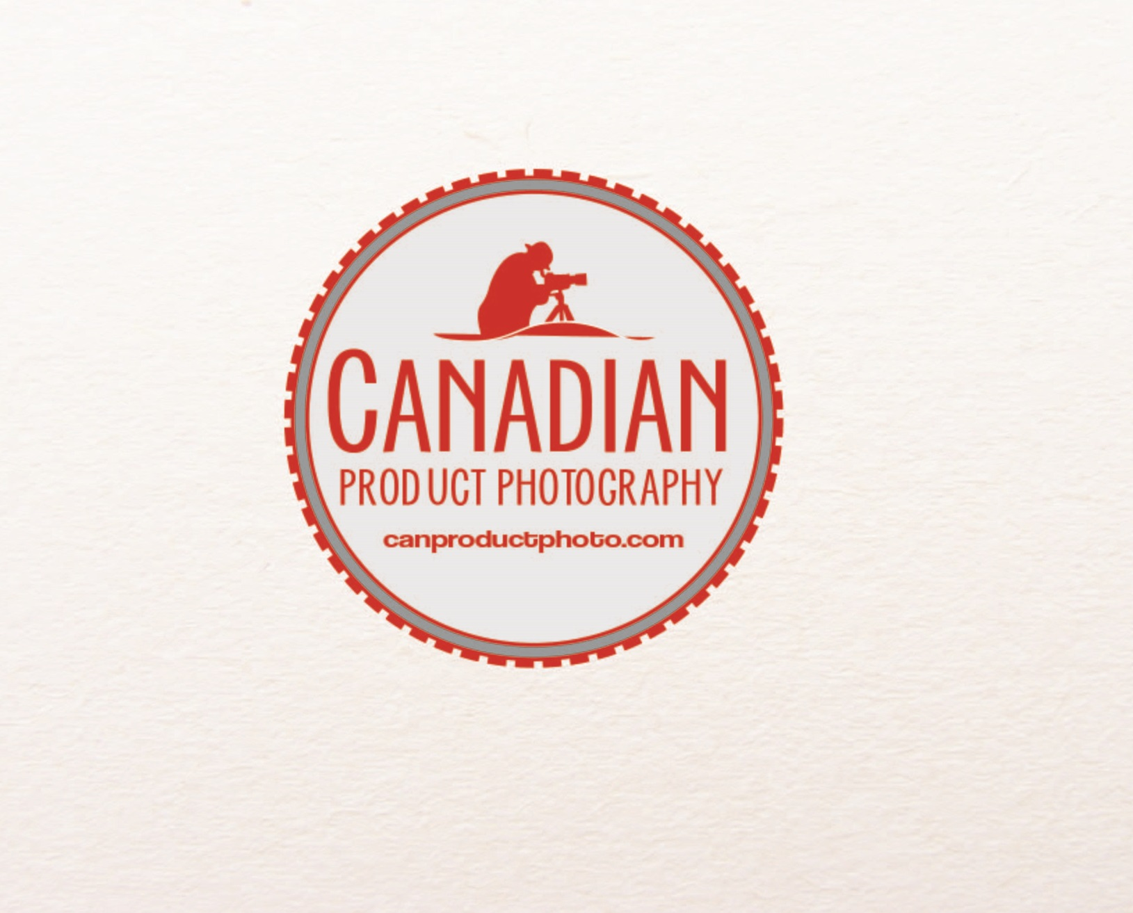 Logo Design by iwyn - Entry No. 53 in the Logo Design Contest Artistic Logo Design for Canadian Product Photography.