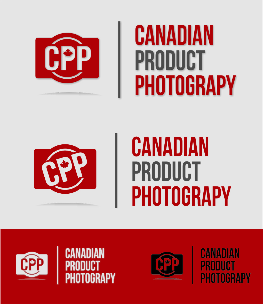 Logo Design by Ngepet_art - Entry No. 55 in the Logo Design Contest Artistic Logo Design for Canadian Product Photography.