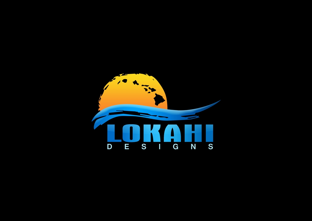 Logo Design by Respati Himawan - Entry No. 51 in the Logo Design Contest Unique Logo Design Wanted for Lokahi Designs.