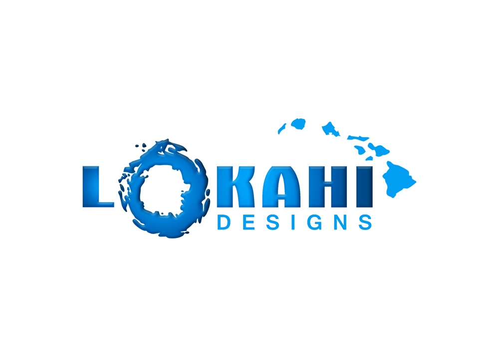 Logo Design by Respati Himawan - Entry No. 52 in the Logo Design Contest Unique Logo Design Wanted for Lokahi Designs.