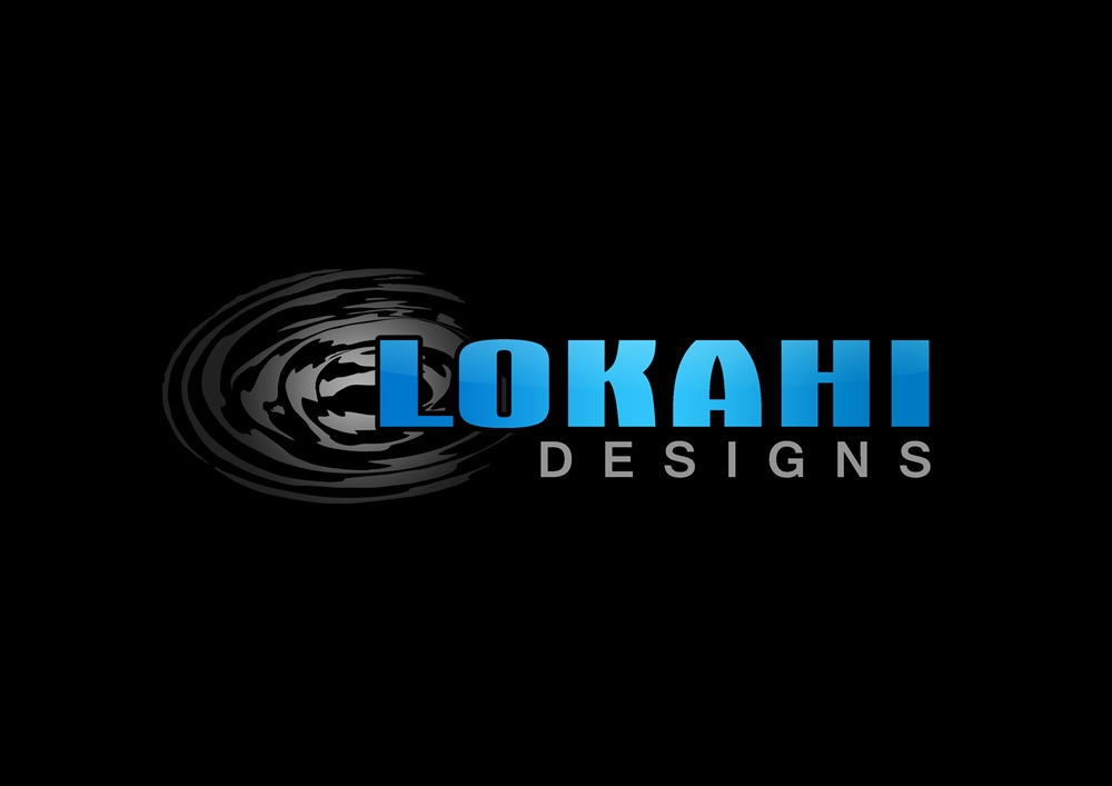 Logo Design by Respati Himawan - Entry No. 53 in the Logo Design Contest Unique Logo Design Wanted for Lokahi Designs.