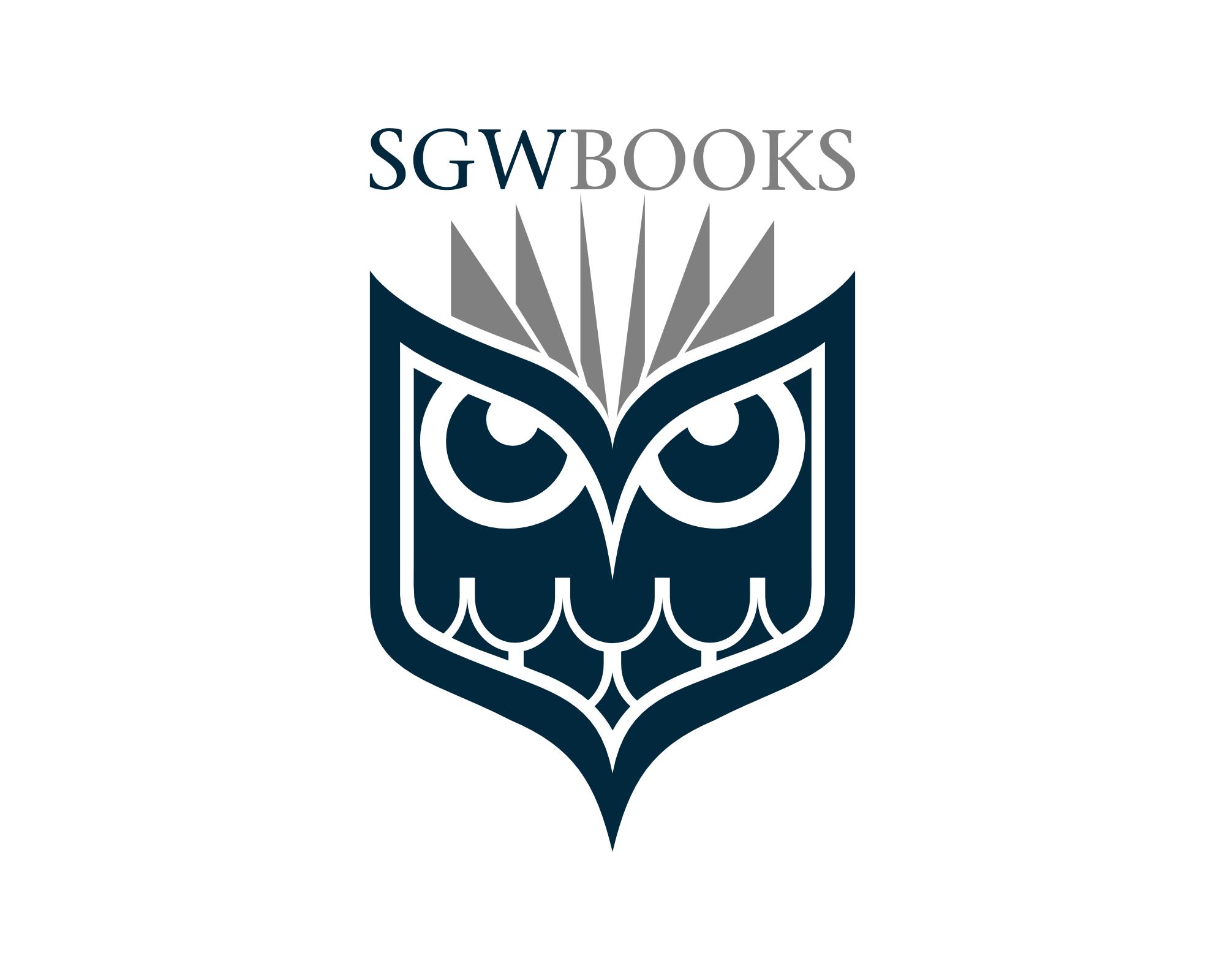 Logo Design by explogos - Entry No. 77 in the Logo Design Contest SGW Books Logo Design.