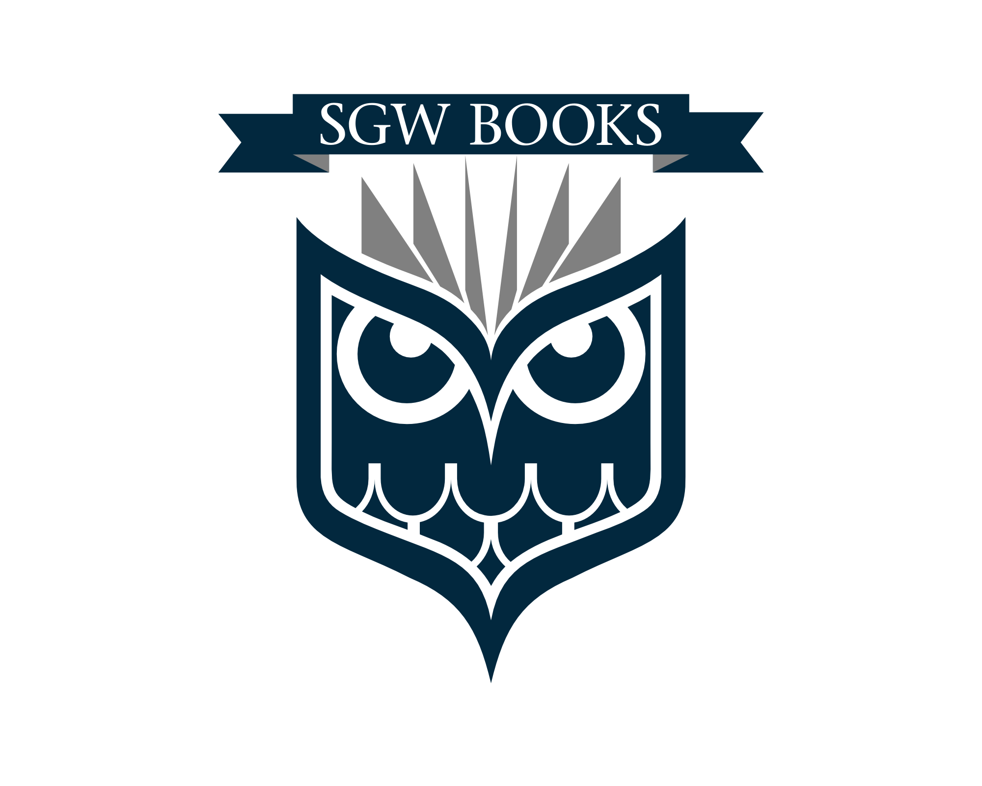 Logo Design by explogos - Entry No. 78 in the Logo Design Contest SGW Books Logo Design.