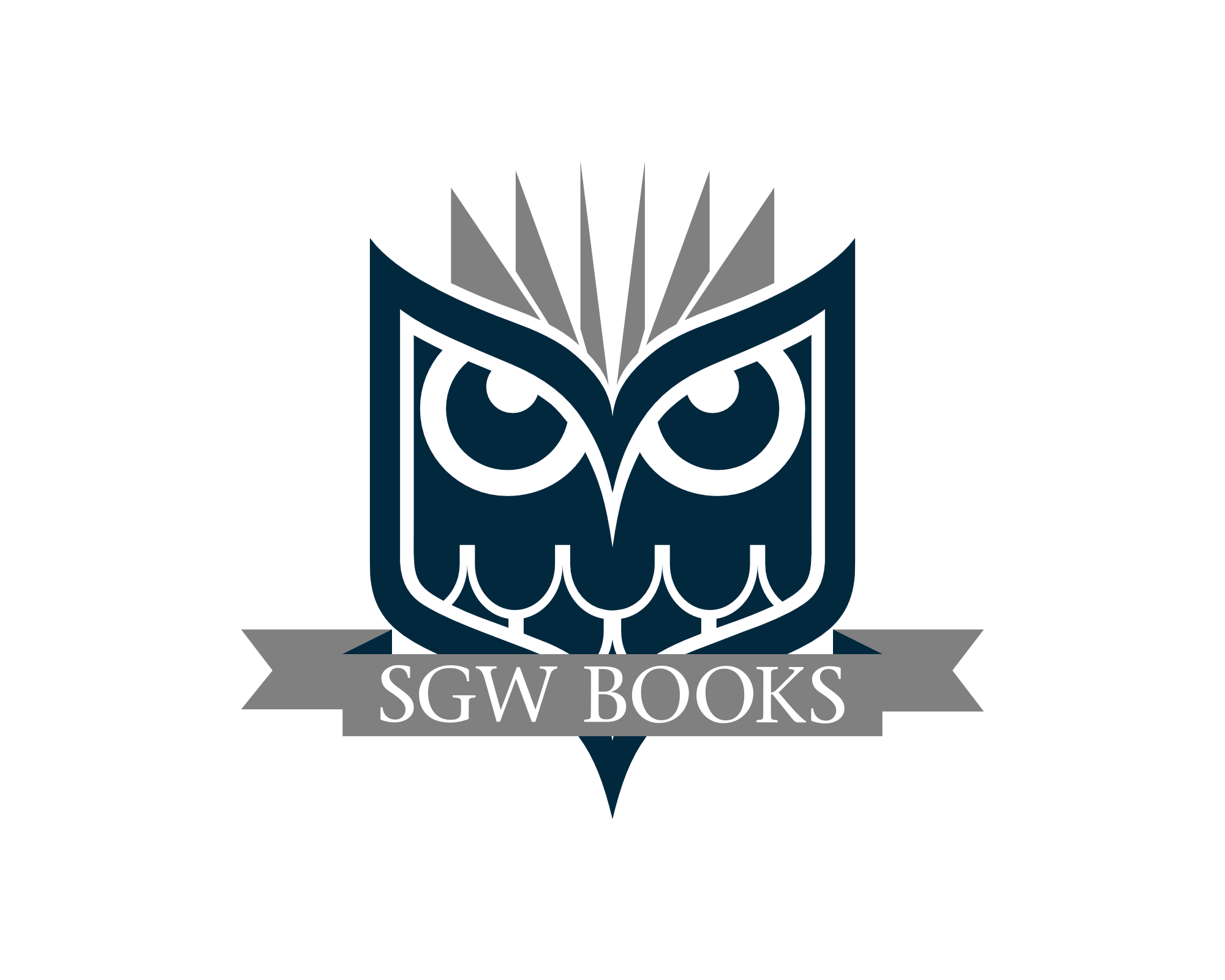 Logo Design by explogos - Entry No. 79 in the Logo Design Contest SGW Books Logo Design.