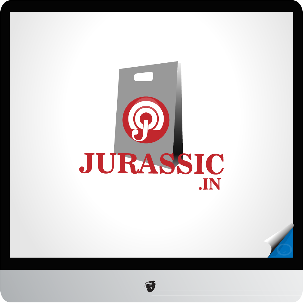 Logo Design by zesthar - Entry No. 18 in the Logo Design Contest Unique Logo Design Wanted for jurassic.in.