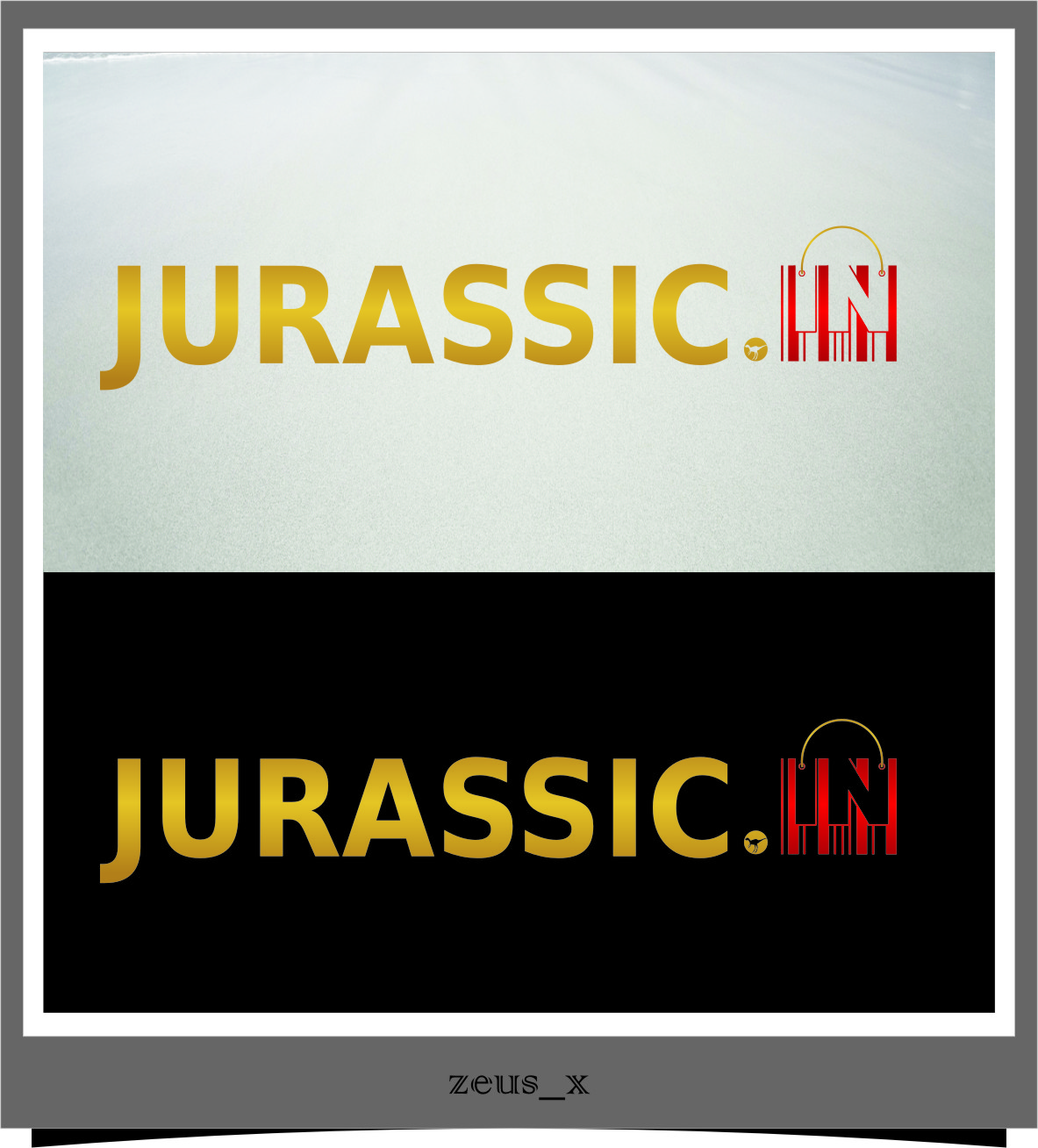 Logo Design by RasYa Muhammad Athaya - Entry No. 20 in the Logo Design Contest Unique Logo Design Wanted for jurassic.in.