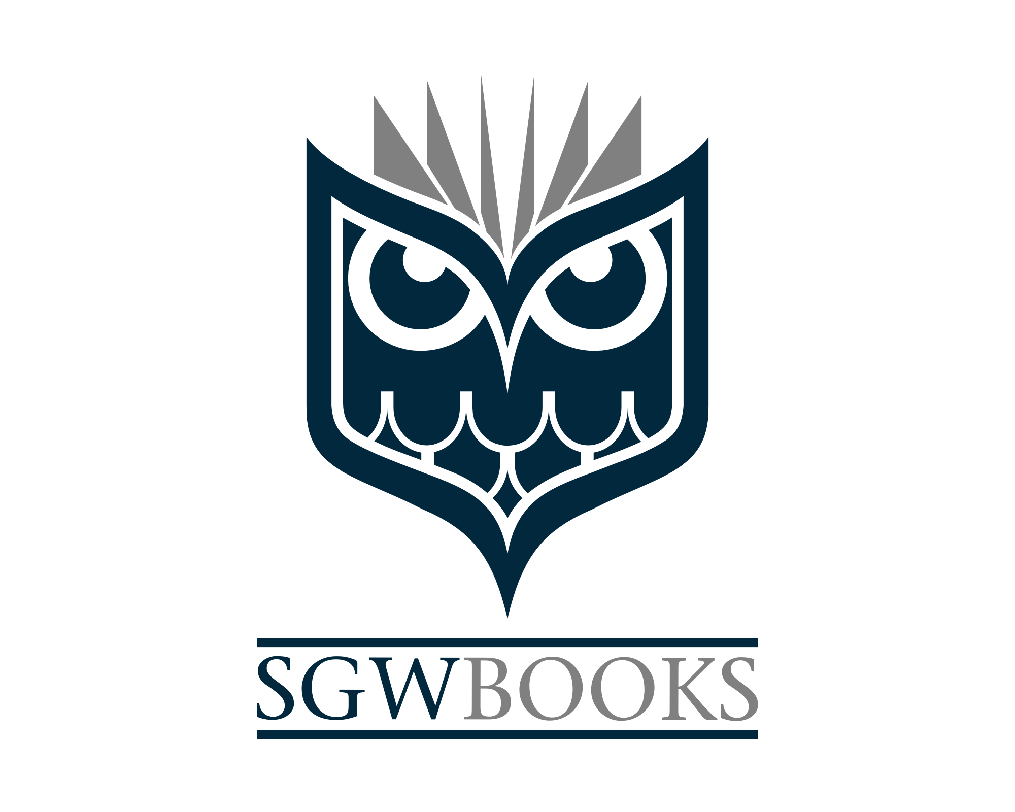 Logo Design by explogos - Entry No. 84 in the Logo Design Contest SGW Books Logo Design.