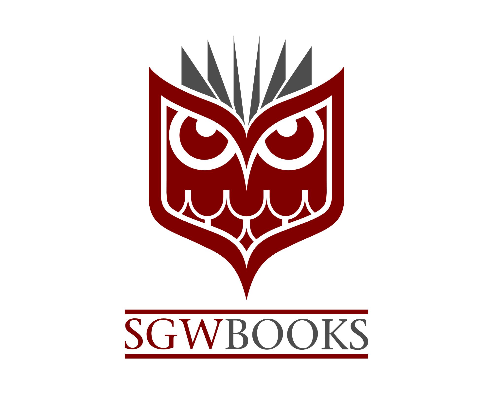 Logo Design by explogos - Entry No. 87 in the Logo Design Contest SGW Books Logo Design.