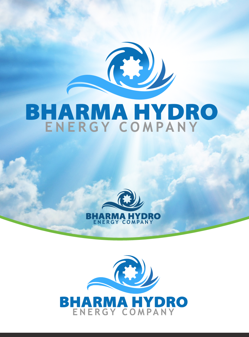 Logo Design by Private User - Entry No. 51 in the Logo Design Contest Creative Logo Design for Bharma Hydro.
