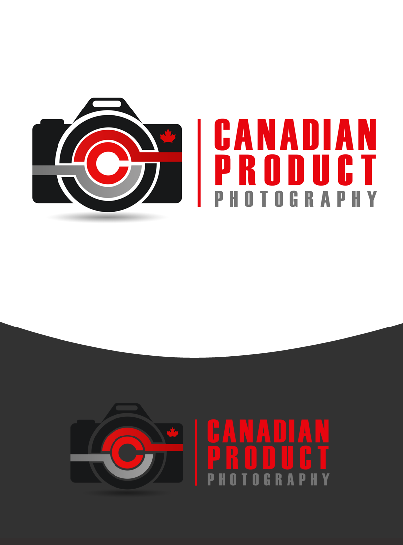 Logo Design by Private User - Entry No. 70 in the Logo Design Contest Artistic Logo Design for Canadian Product Photography.