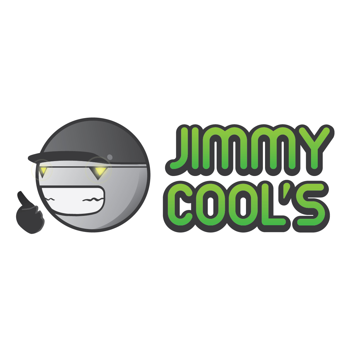 Logo Design by Alex-Alvarez - Entry No. 25 in the Logo Design Contest Jimmy Cool's.