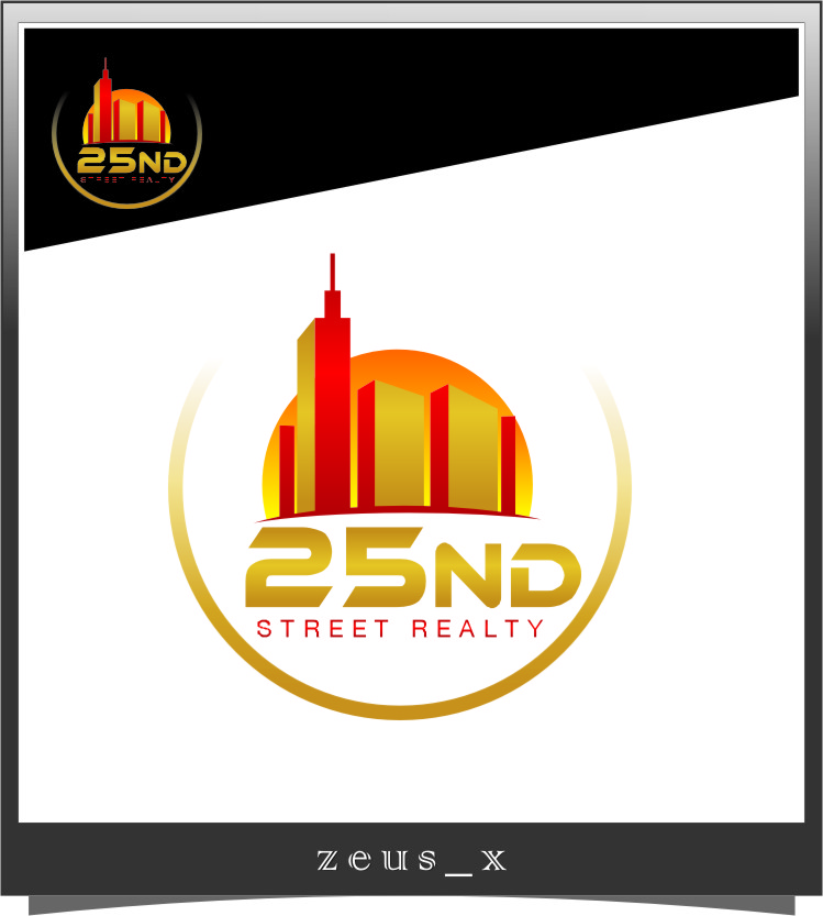 Logo Design by RasYa Muhammad Athaya - Entry No. 48 in the Logo Design Contest 52nd Street Realty Logo Design.