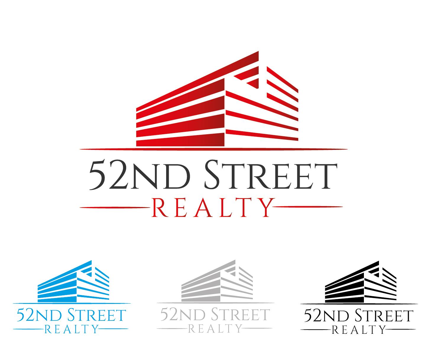 Logo Design by VENTSISLAV KOVACHEV - Entry No. 52 in the Logo Design Contest 52nd Street Realty Logo Design.