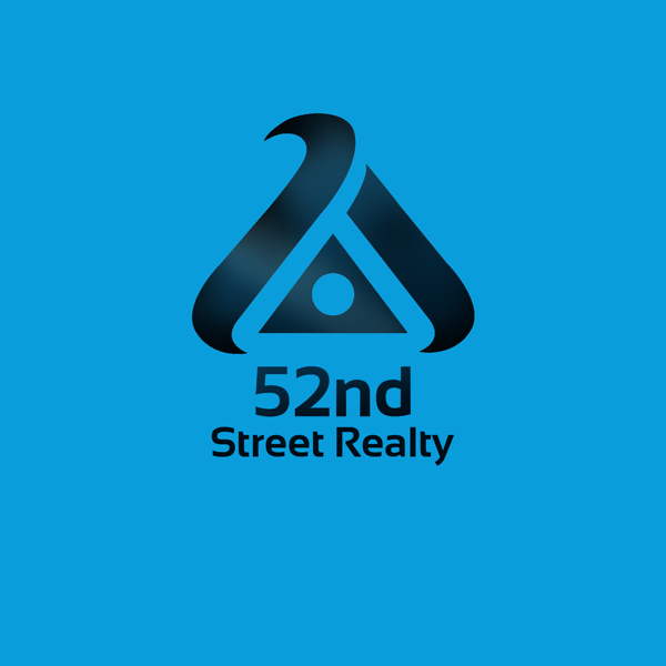 Logo Design by JaroslavProcka - Entry No. 56 in the Logo Design Contest 52nd Street Realty Logo Design.