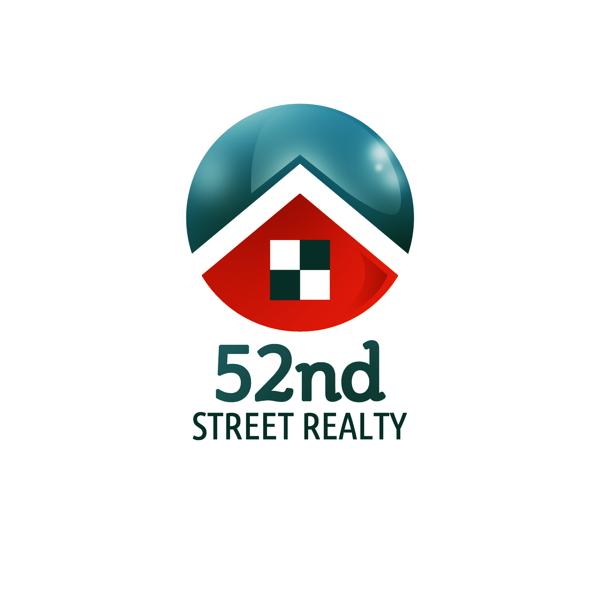 Logo Design by JaroslavProcka - Entry No. 61 in the Logo Design Contest 52nd Street Realty Logo Design.