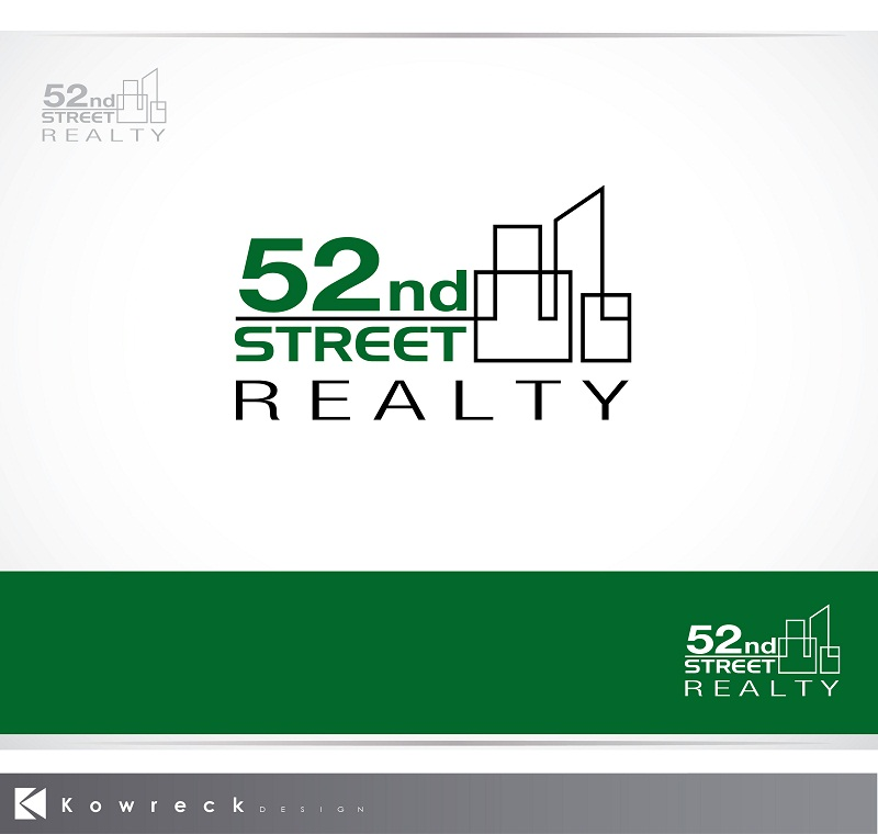Logo Design by kowreck - Entry No. 62 in the Logo Design Contest 52nd Street Realty Logo Design.