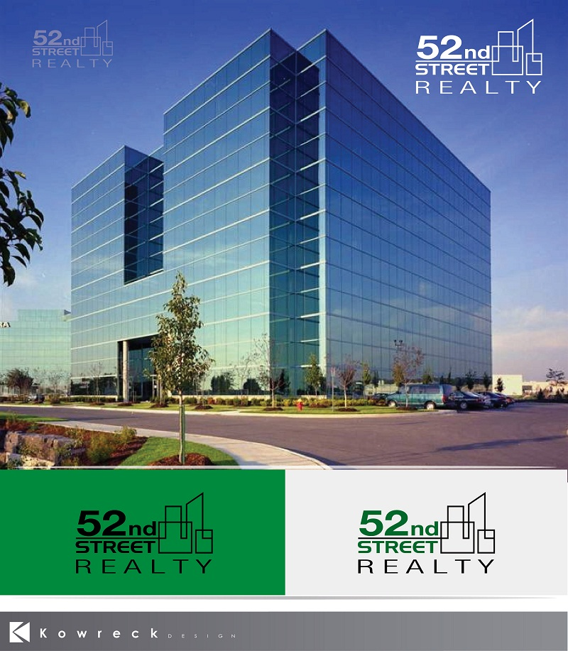 Logo Design by kowreck - Entry No. 64 in the Logo Design Contest 52nd Street Realty Logo Design.