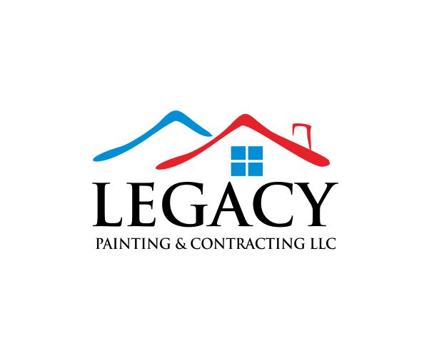 Logo Design by ronny - Entry No. 1 in the Logo Design Contest Logo Design for Legacy Painting & Contracting LLC.