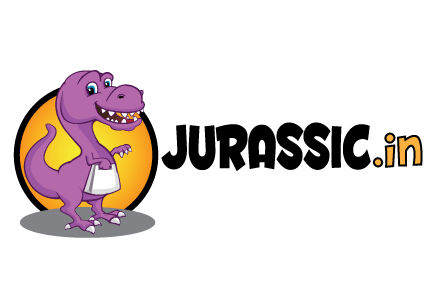 Logo Design by Jocas Gihara - Entry No. 25 in the Logo Design Contest Unique Logo Design Wanted for jurassic.in.