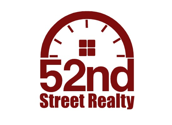 Logo Design by Ismail Adhi Wibowo - Entry No. 80 in the Logo Design Contest 52nd Street Realty Logo Design.