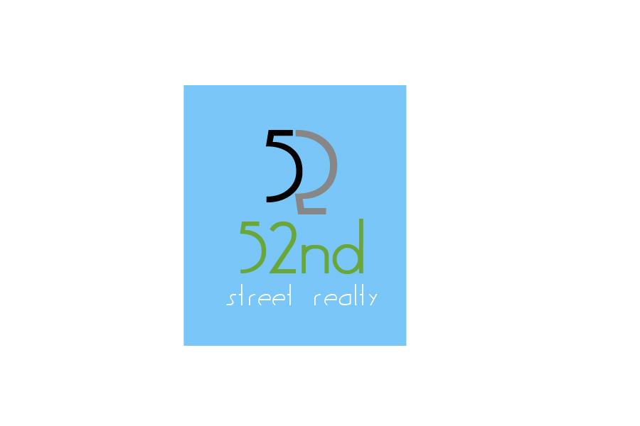 Logo Design by Sonu Boniya - Entry No. 82 in the Logo Design Contest 52nd Street Realty Logo Design.