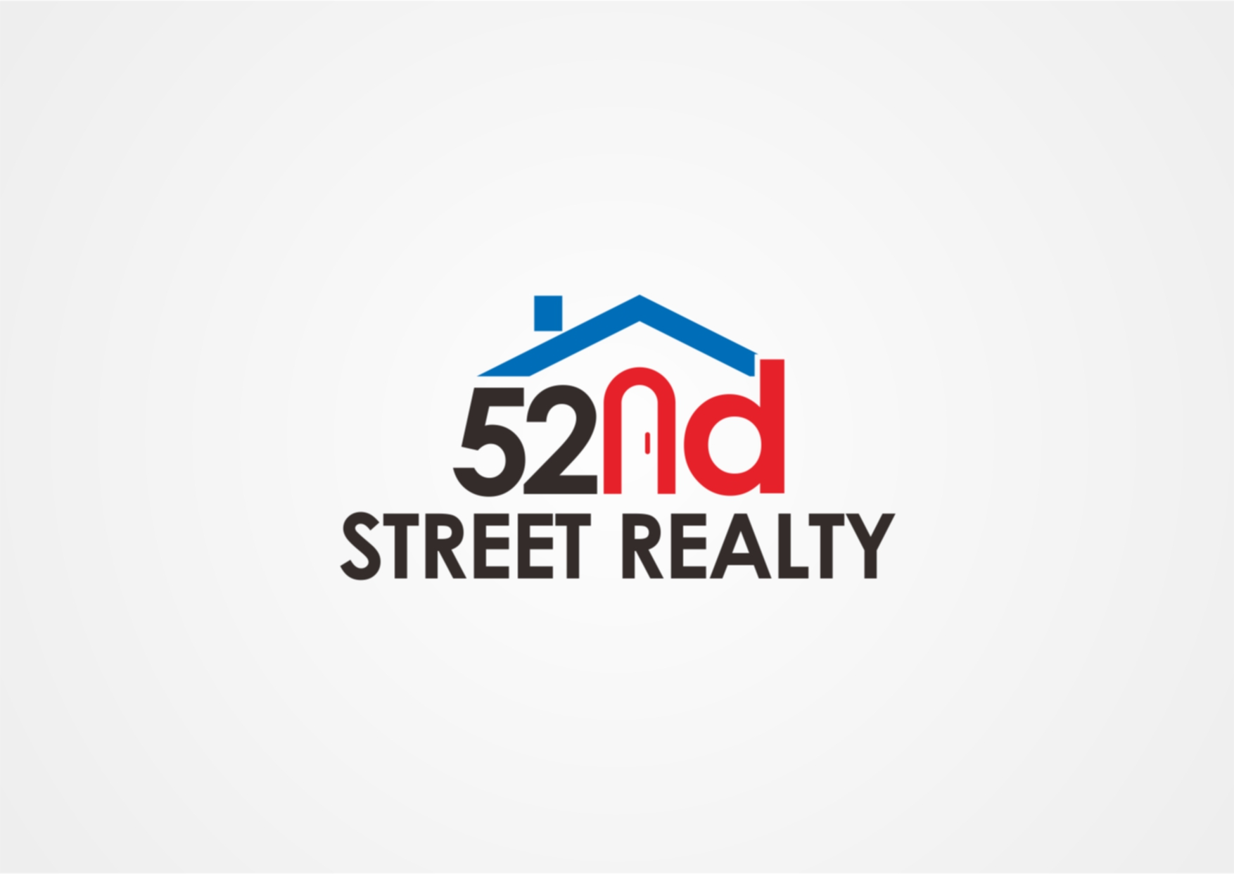 Logo Design by Private User - Entry No. 84 in the Logo Design Contest 52nd Street Realty Logo Design.
