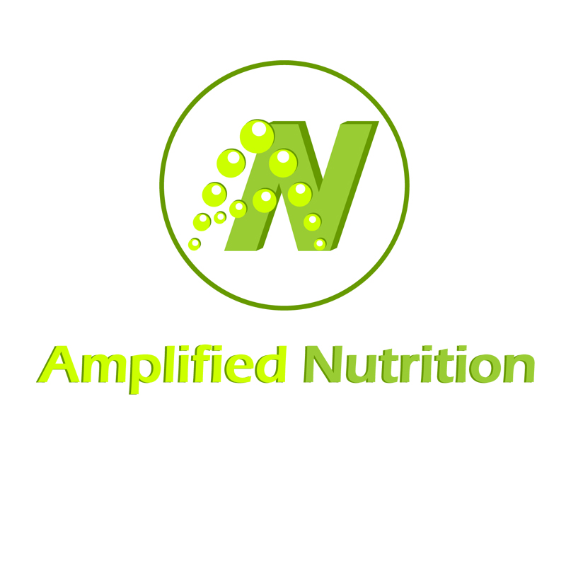 Logo Design by zams - Entry No. 71 in the Logo Design Contest Amplified Nutrition.