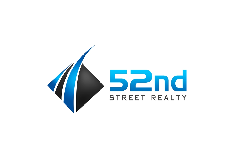 Logo Design by Respati Himawan - Entry No. 87 in the Logo Design Contest 52nd Street Realty Logo Design.