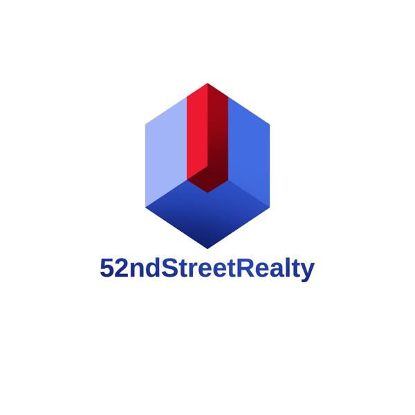 Logo Design by JaroslavProcka - Entry No. 88 in the Logo Design Contest 52nd Street Realty Logo Design.