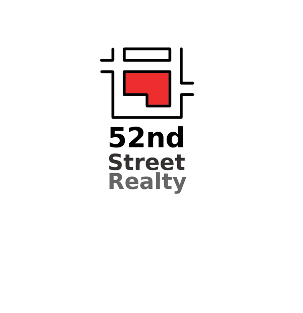 Logo Design by JaroslavProcka - Entry No. 90 in the Logo Design Contest 52nd Street Realty Logo Design.