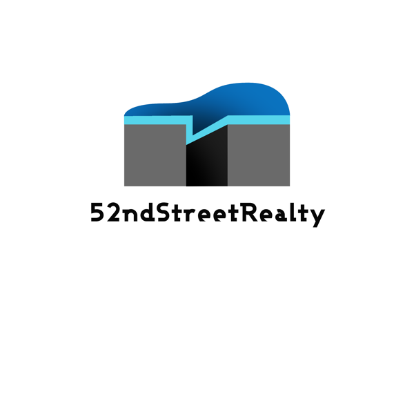 Logo Design by JaroslavProcka - Entry No. 91 in the Logo Design Contest 52nd Street Realty Logo Design.