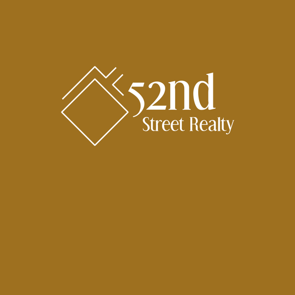 Logo Design by JaroslavProcka - Entry No. 92 in the Logo Design Contest 52nd Street Realty Logo Design.