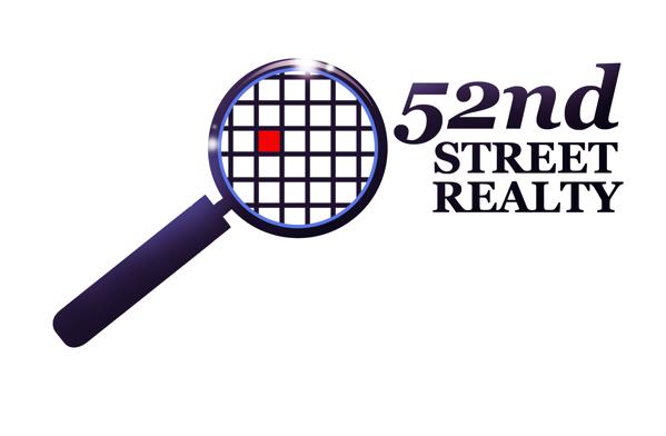 Logo Design by JaroslavProcka - Entry No. 93 in the Logo Design Contest 52nd Street Realty Logo Design.