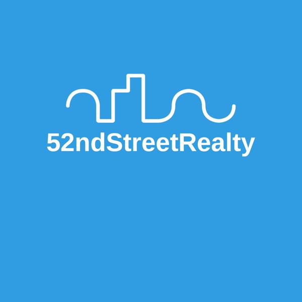 Logo Design by JaroslavProcka - Entry No. 94 in the Logo Design Contest 52nd Street Realty Logo Design.