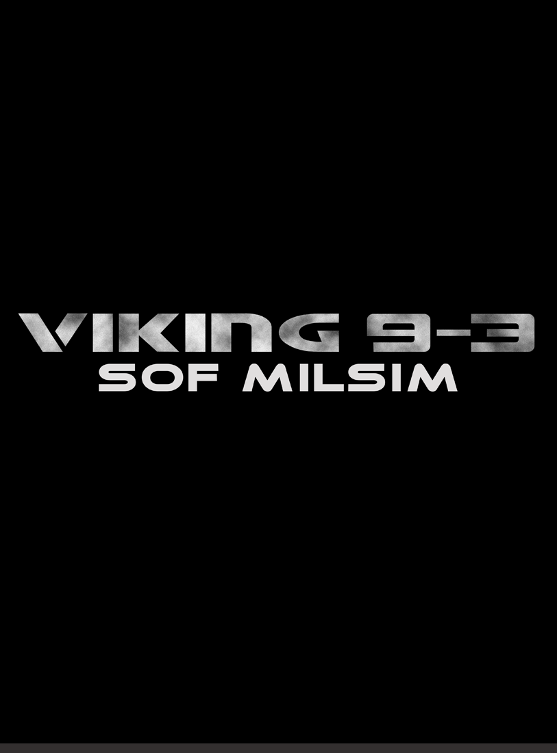 Logo Design by Private User - Entry No. 1 in the Logo Design Contest Logo Design for Viking 9-3 MilSim Unit.