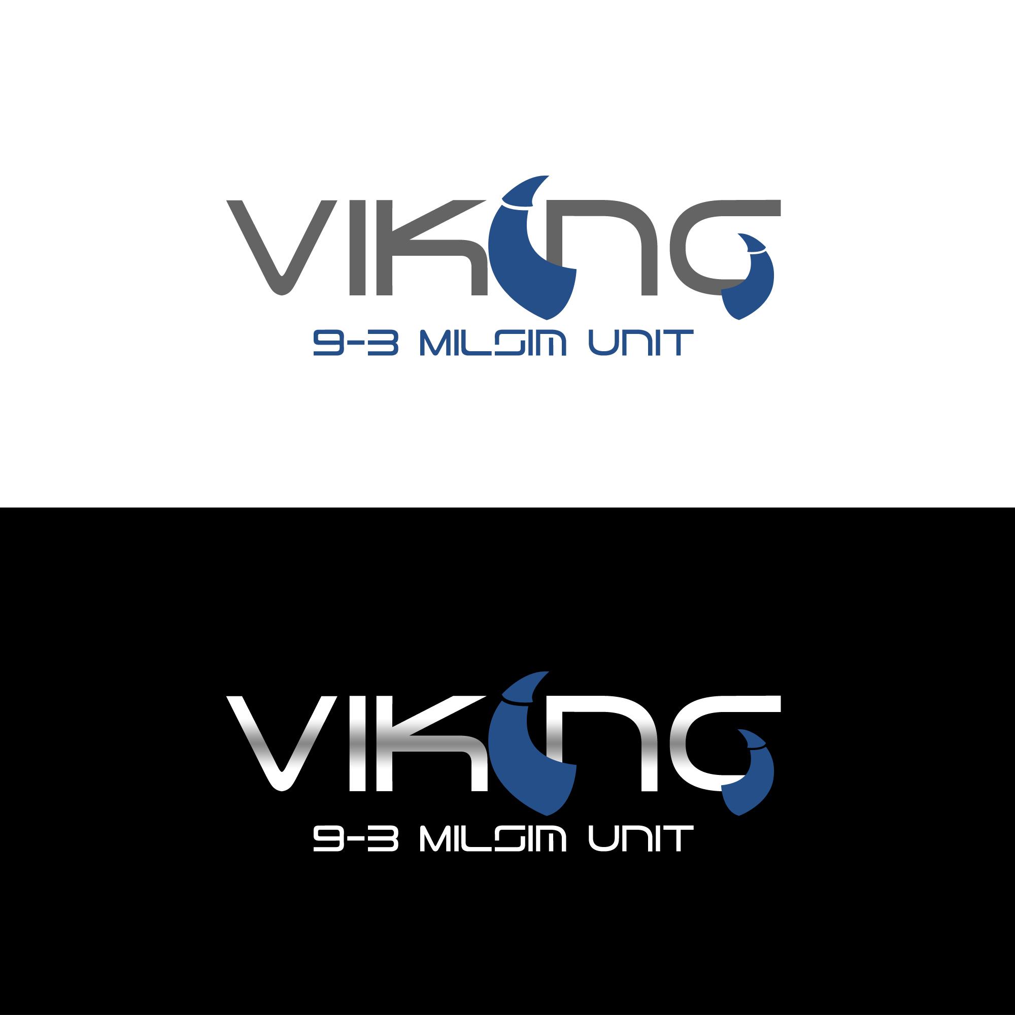 Logo Design by Kenneth Joel - Entry No. 2 in the Logo Design Contest Logo Design for Viking 9-3 MilSim Unit.