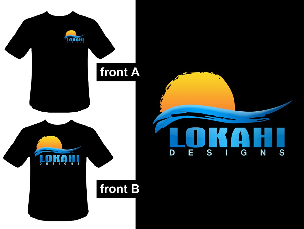 Logo Design by Respati Himawan - Entry No. 63 in the Logo Design Contest Unique Logo Design Wanted for Lokahi Designs.