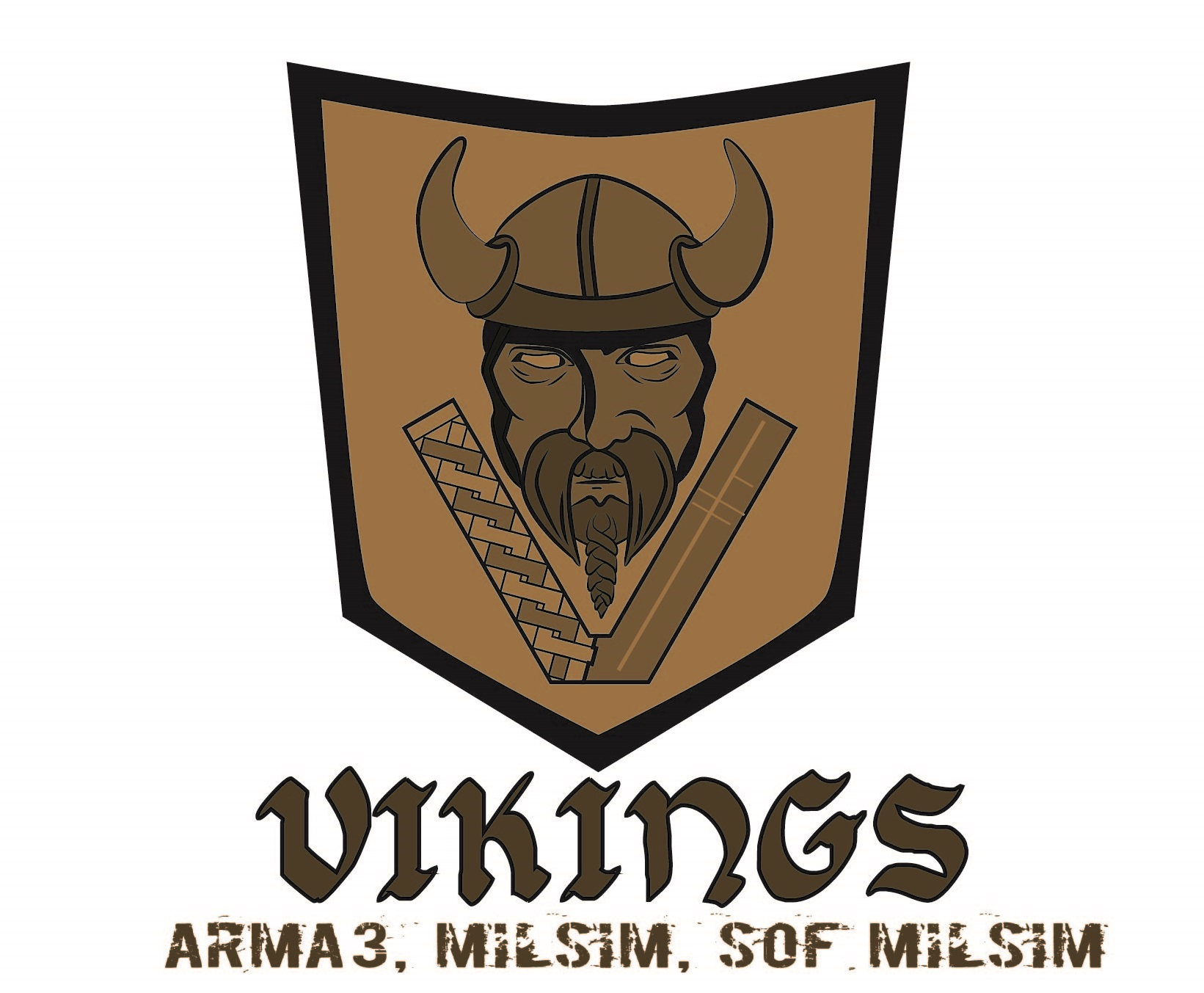 Logo Design by iwyn - Entry No. 8 in the Logo Design Contest Logo Design for Viking 9-3 MilSim Unit.