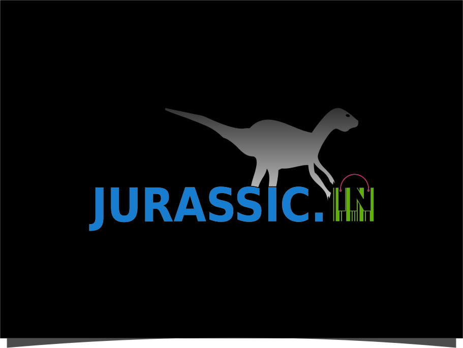 Logo Design by Ngepet_art - Entry No. 29 in the Logo Design Contest Unique Logo Design Wanted for jurassic.in.