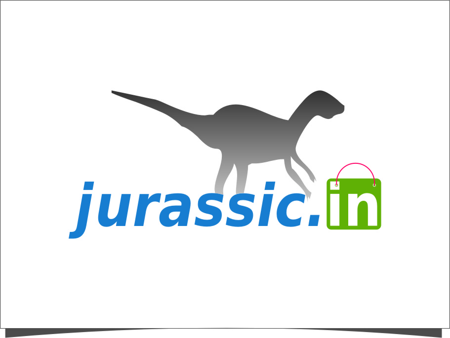 Logo Design by Ngepet_art - Entry No. 30 in the Logo Design Contest Unique Logo Design Wanted for jurassic.in.