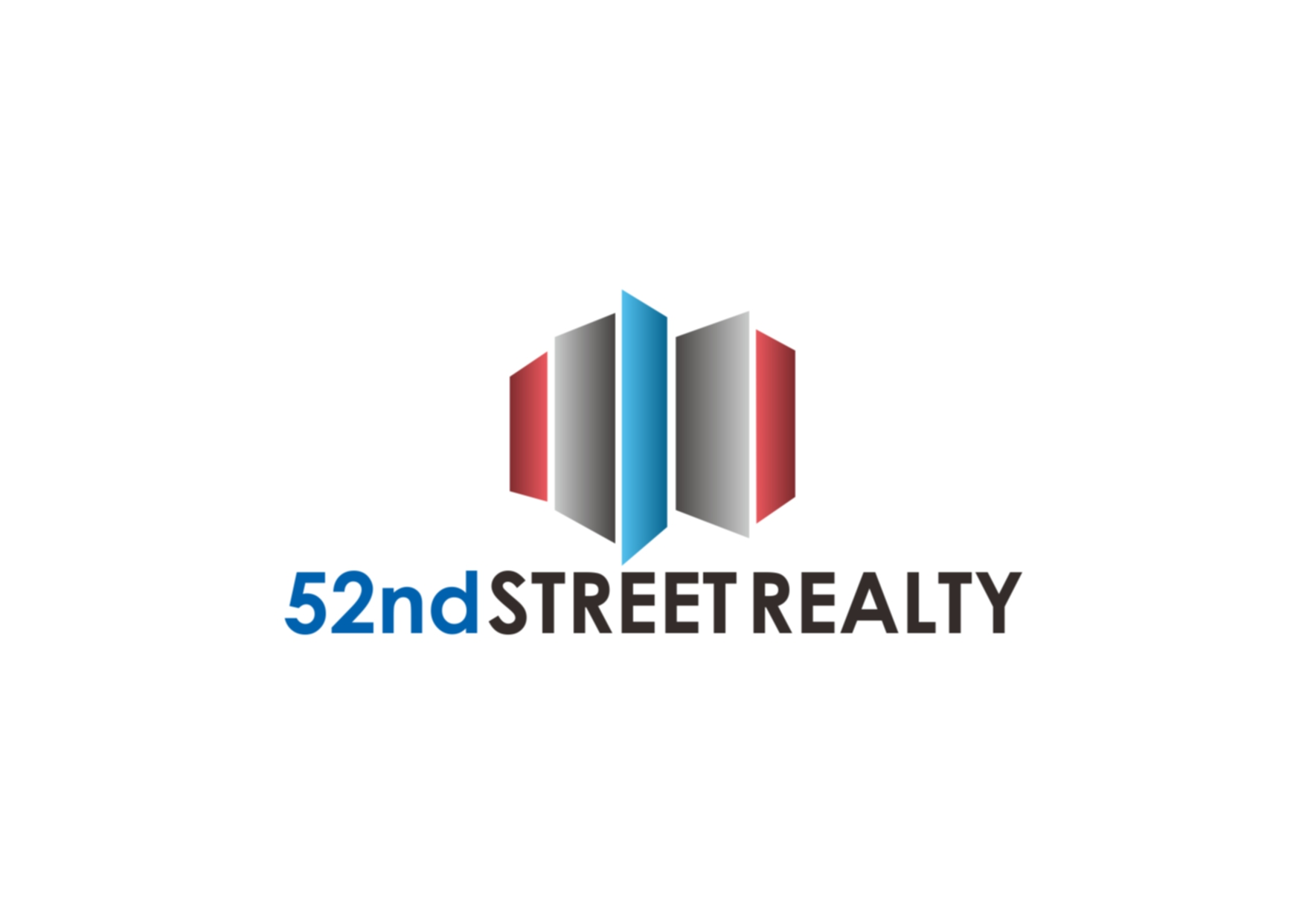 Logo Design by Private User - Entry No. 102 in the Logo Design Contest 52nd Street Realty Logo Design.