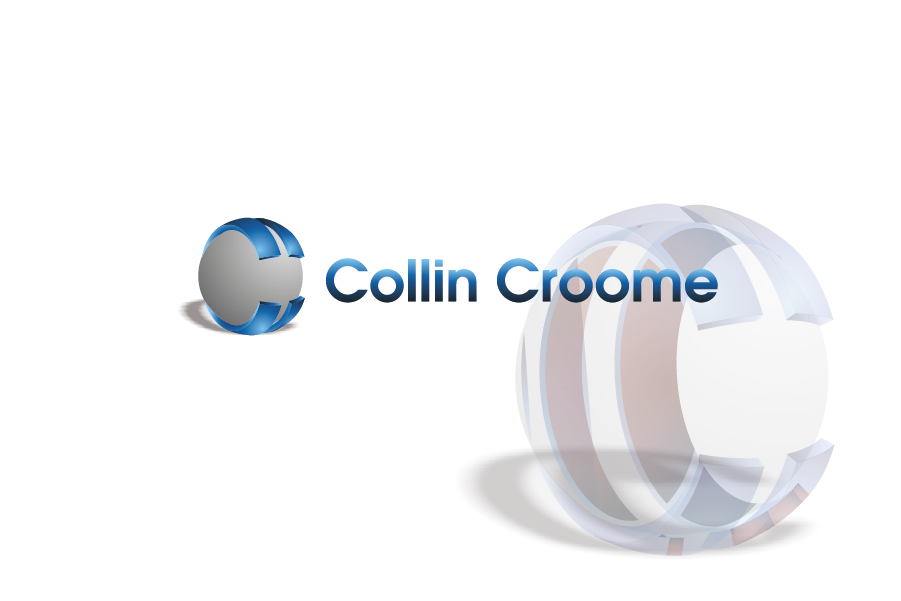 Logo Design by Private User - Entry No. 1 in the Logo Design Contest Modern Logo Design for Collin Croome.