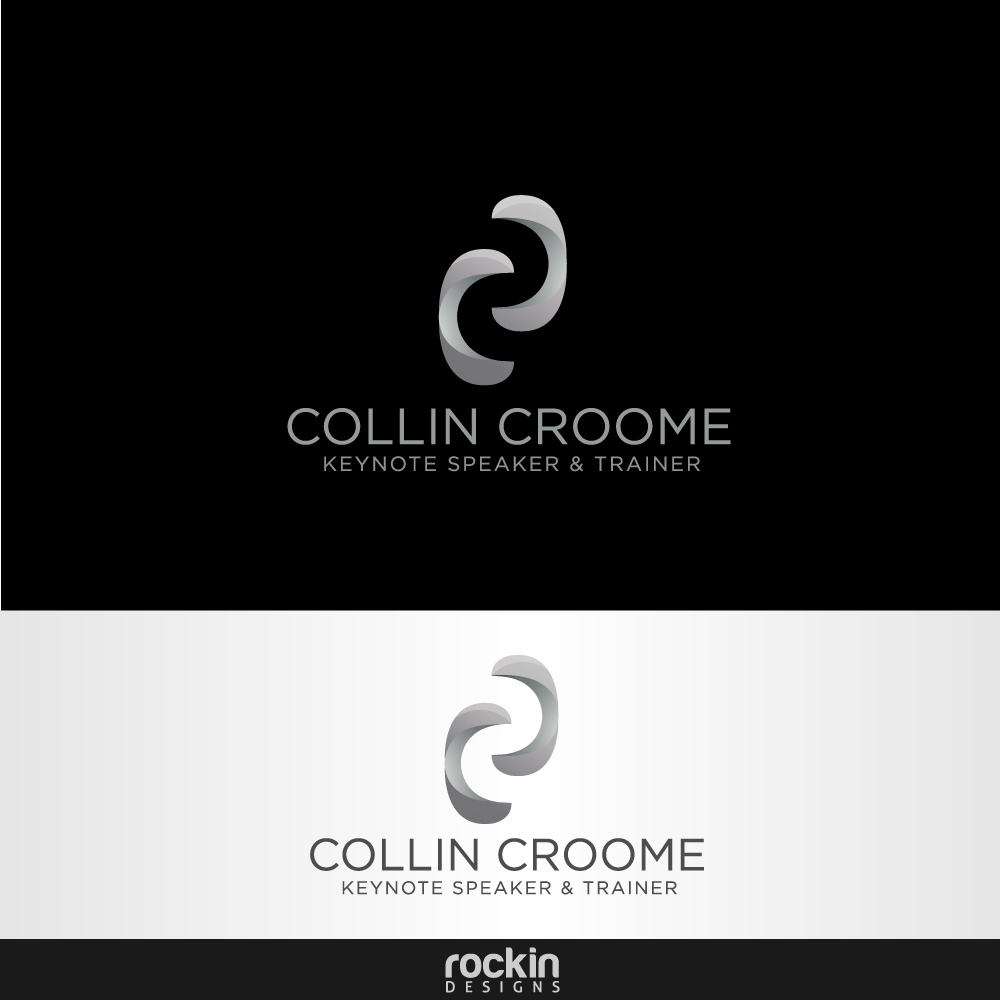 Logo Design by rockin - Entry No. 2 in the Logo Design Contest Modern Logo Design for Collin Croome.