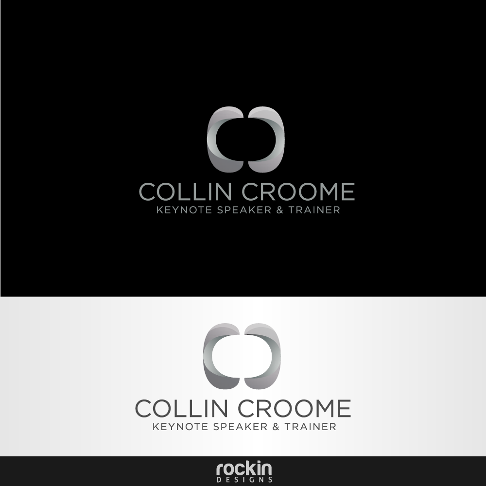 Logo Design by rockin - Entry No. 3 in the Logo Design Contest Modern Logo Design for Collin Croome.