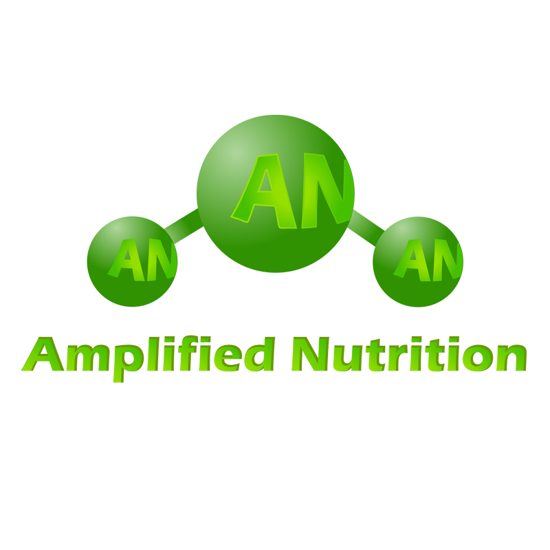 Logo Design by zams - Entry No. 73 in the Logo Design Contest Amplified Nutrition.