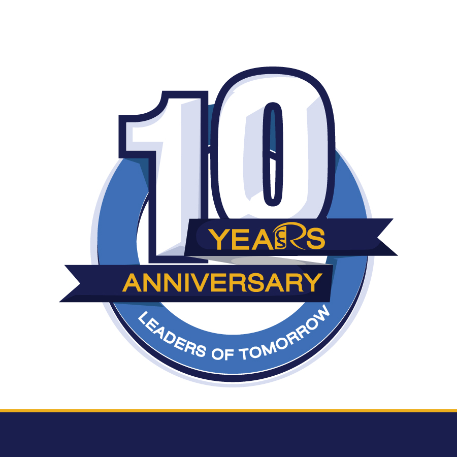 Logo Design by Edward Goodwin - Entry No. 63 in the Logo Design Contest 10 Year Anniversary Logo Design for the Ryerson Commerce Society.