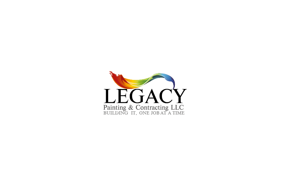 Logo Design by Private User - Entry No. 29 in the Logo Design Contest Logo Design for Legacy Painting & Contracting LLC.
