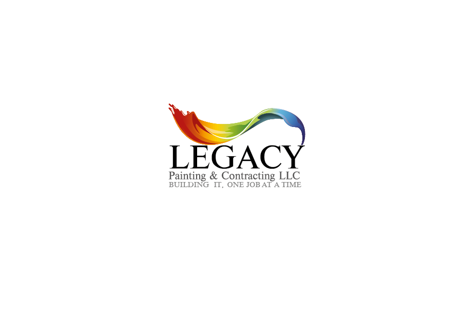 Logo Design by Private User - Entry No. 30 in the Logo Design Contest Logo Design for Legacy Painting & Contracting LLC.